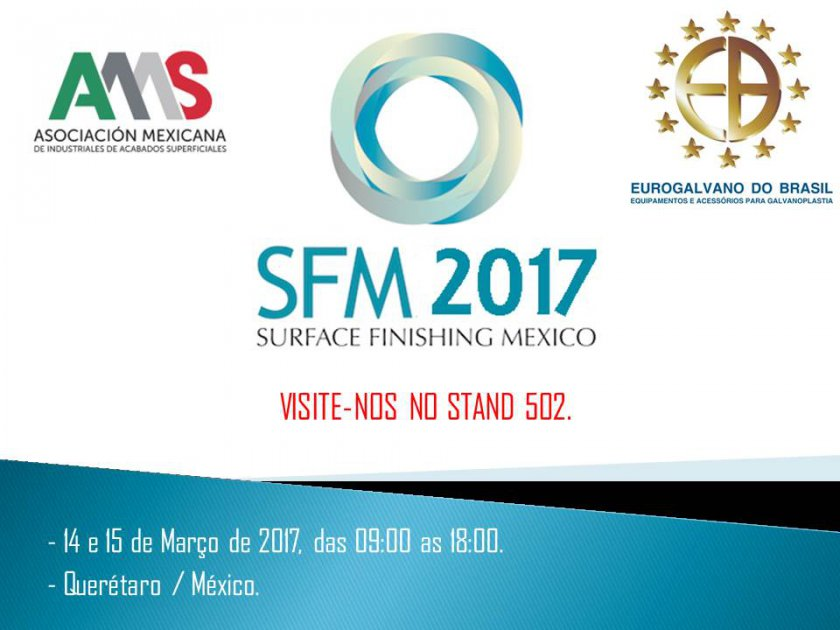 Surface Finishing México - SFM 2017